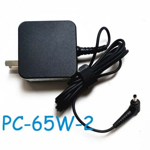 New Lenovo IdeaPad 320-15ABR 320-15AST 320-15IAP 320-15ISK 15-Inch Series  Round Tip Slim AC Adapter Power Charger